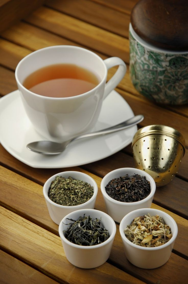 Best Teas to Keep You Calm and Relaxed