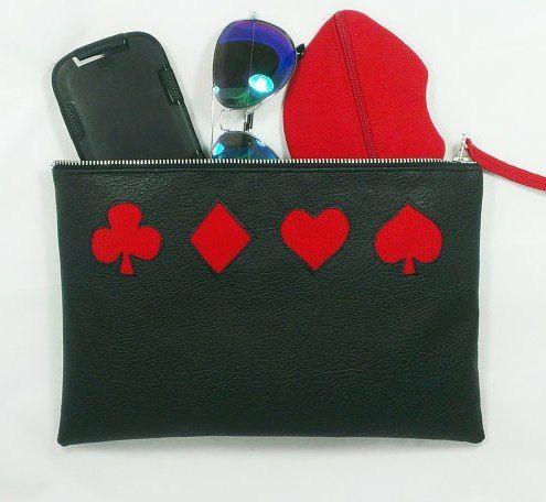 Casino Clutch Purse  Back in stock! http://ift.tt/1LMhqo9 #love #vegas #poker #casino #lasvegas #accessory #etsy #cards  #gambling #travel #fireboltcreations #nevada #purse #december #macau #design  #handbag #handmade #shopping #gift #giftideas #reno #wednesday #bingo #handcrafted #vacation #texasholdem #christmas #lasvegasstrip #red