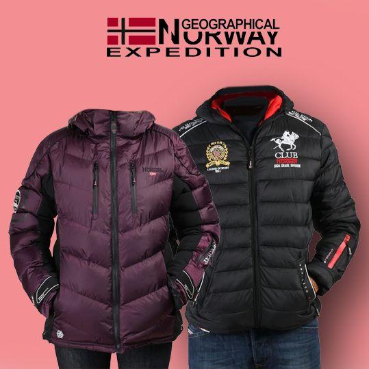 http://lotmat.cz/all/geographical-norway-zimni-kolekce/ Populární značka Geographical Norway nabízí kvalitní sportovní módu za přijatelné ceny. S jejich trendy tiskových aplikací a loga stylových. Sportovní a outdooroví nadšenci nyní můžou vypadat elegantně a moderně. Oděvy jsou sladěny s módními trendy, tak budete stylový.