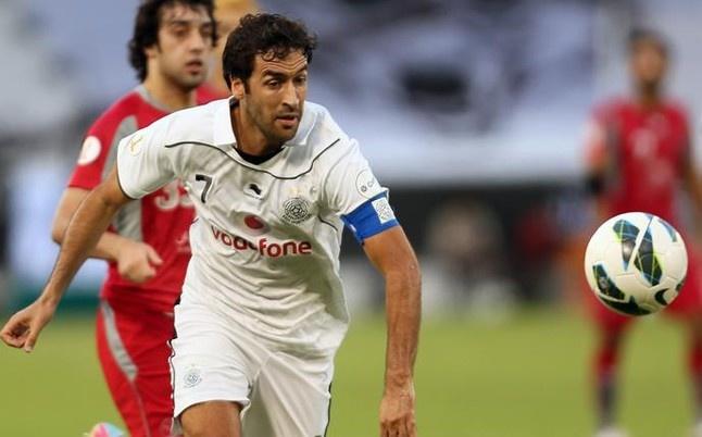 Raúl Al Saad Premier League Fútbol Perder