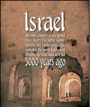 God sent Abram (Abraham) from Ur, in south Iraq to Canaan (Israel). This is their land, not bought, but given to them by God. PERIOD.