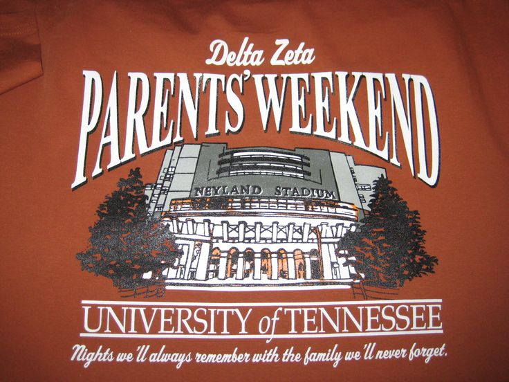 Parents Weekend DZ Shirts www.classicalterations.com