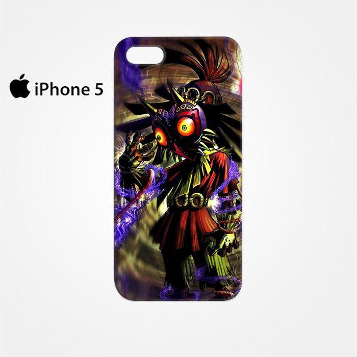 The Legend of Zelda Majora's Mask Art for Iphone 4/4S Iphone 5/5S/5C Iphone 6/6S/6S Plus/6 Plus 3D Phone case