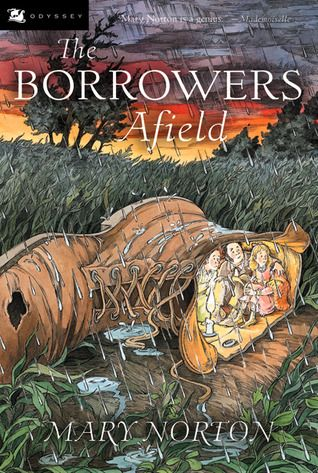 I love this series!  The Borrowers Afield (The Borrowers Book #2)