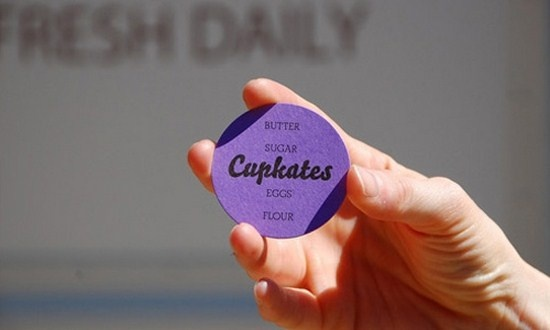 round #businesscard Cupkates via http://designspiration.net/image/74422/