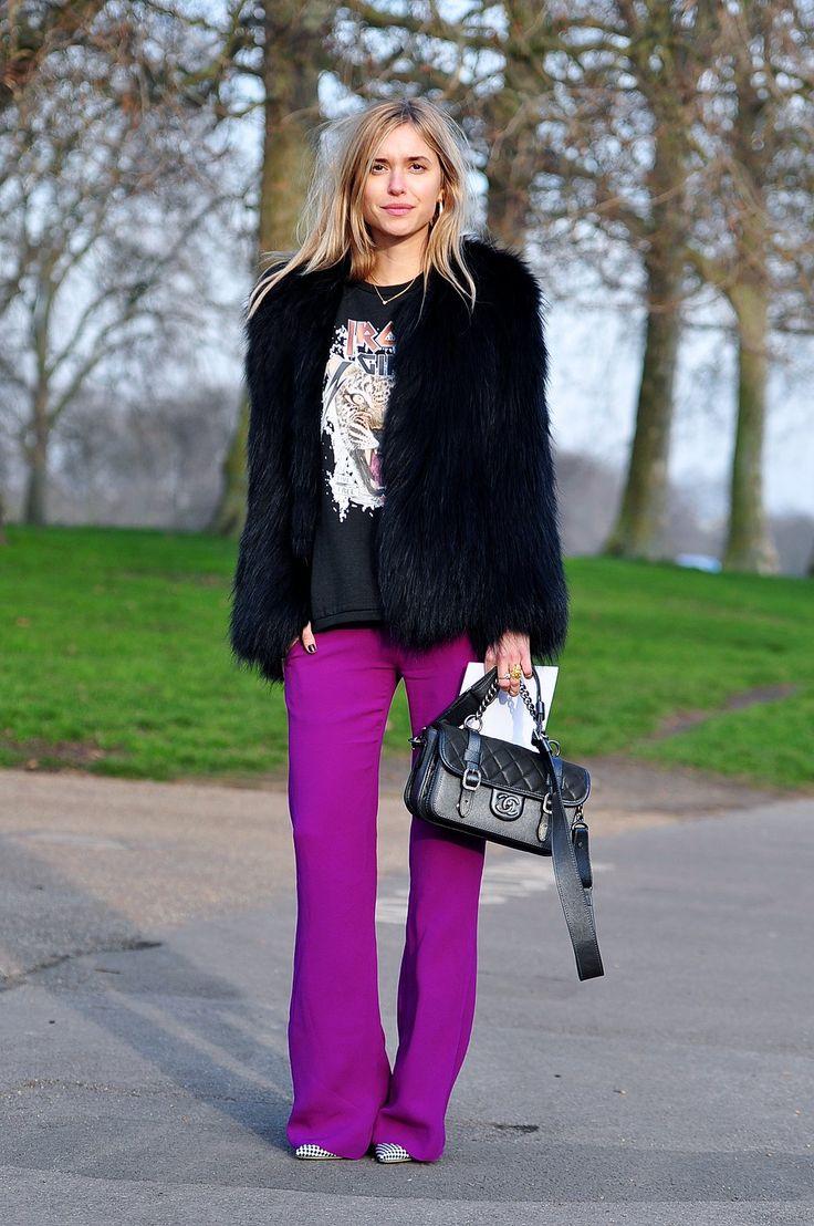 Неделя моды в Лондоне,  часть II. Изображение №47.