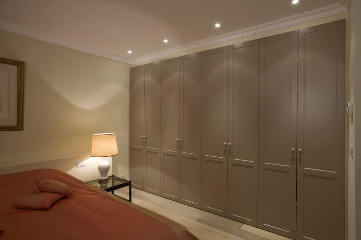 Maatkasten inbouwkasten ingemaakte kasten op maat kast id cabinets pinterest dressing - Slaapkamer kasten modellen slapen ...
