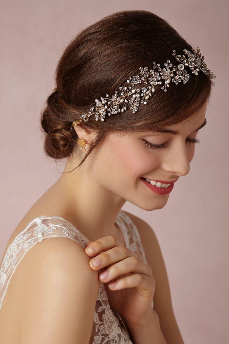 157 best wedding hairpieces images on pinterest   headgear