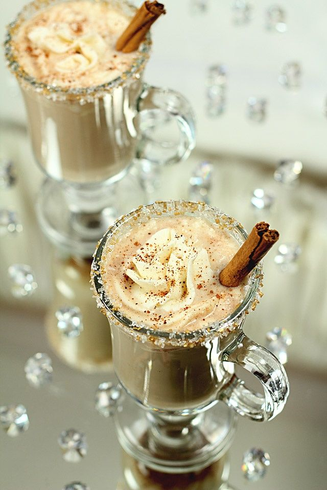 Hot Buttered Rum for Christmas Eve