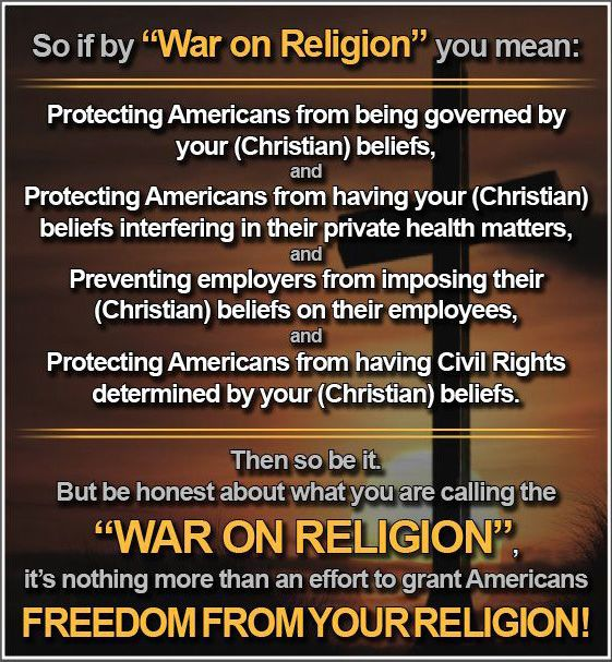 SEPARATION OF CHURCH AND STATE.... FOR A REASON!! DISCRIMINATION+HATEFUL RELIGION HAS NO PLACE ANY WHERE!!