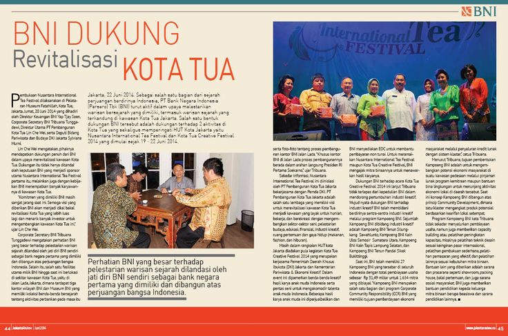 Majalah Jakarta Review, halaman 44-45