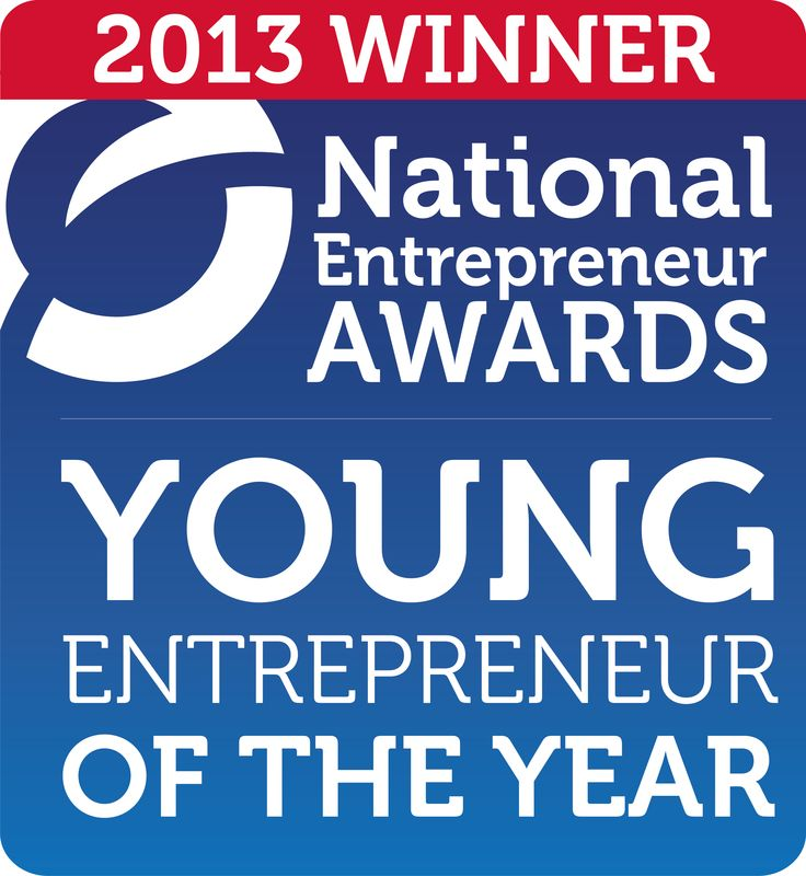 Young Entrepreneur of the year award!