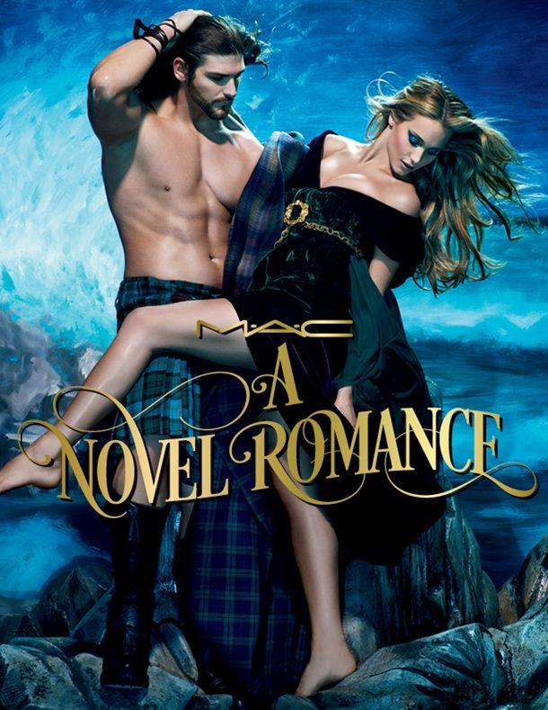 MAC Takes On Romance Novels with MAC A Novel Romance Collection