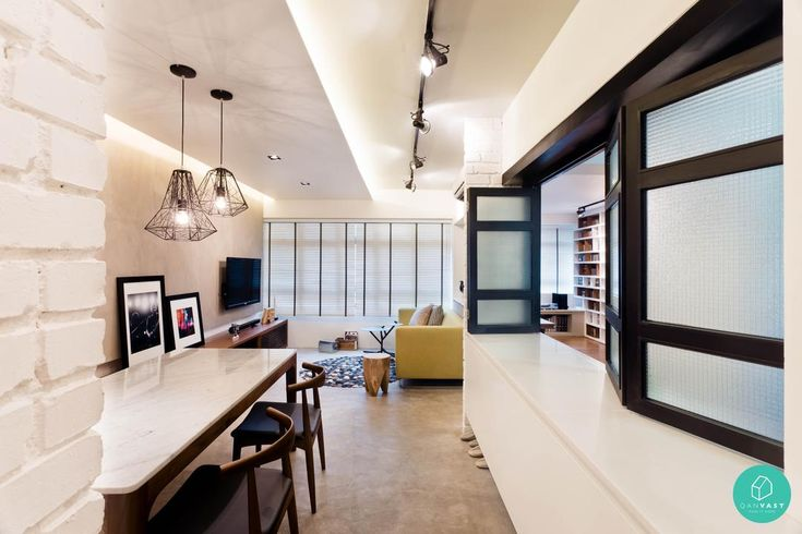 Scandustrial Theme 6 Homes That Achieved This Look Home Small Room Decor Interior Design