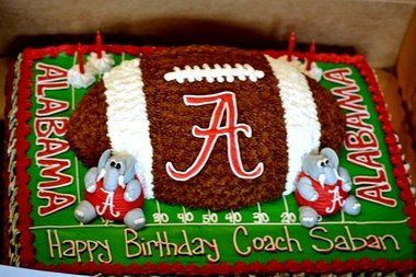 For his 61st birthday, Alabama coach Nick Saban gets the gift of national…