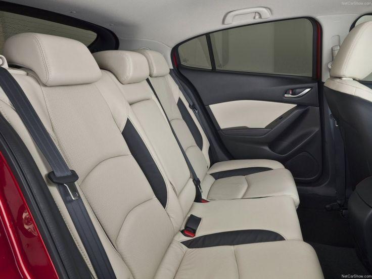 Un design moderne pour la Mazda3. http://www.lauriermazda.com/neuf/mazda3