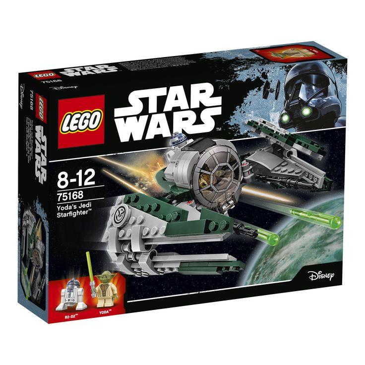 #Lego #LEGO® #75168   LEGO Star Wars Yoda's Jedi Starfighter 262Stück(e) Gebäudeset  Alter: 8-12, Teile: 262.    Hier klicken, um weiterzulesen.  Ihr Onlineshop in #Zürich #Bern #Basel #Genf #St.Gallen