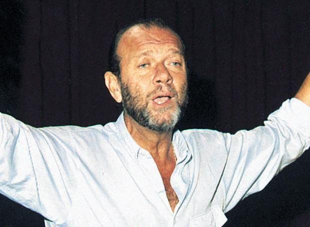 Γιώργος Μούτσιος (1932 – 2012): Έλληνας ηθοποιός και τραγουδιστής, με κλασική μουσική παιδεία...