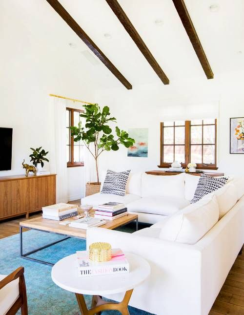 8 genius small living room ideas to make the most your space mydomaine
