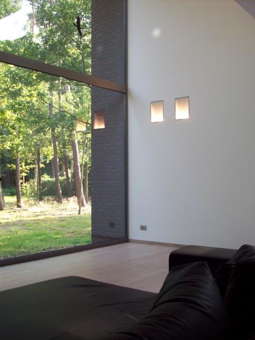 1000 idee n over grote ramen op pinterest grote ramen venster muur en ramen - Eigentijdse muur ...