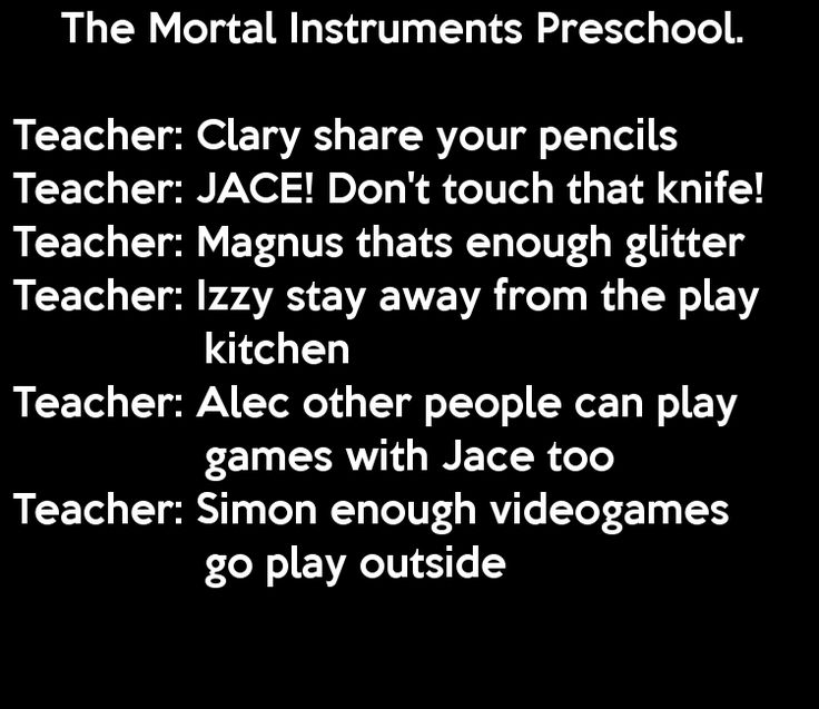 funny mortal instruments memes - Google Search