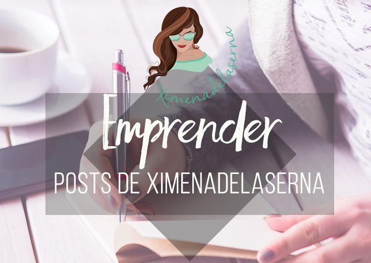 Todos los post de Ximenadelaserna.com para emprender con pasión, lograr tu sueño y la meta de una vida 100% libre y apasionada!