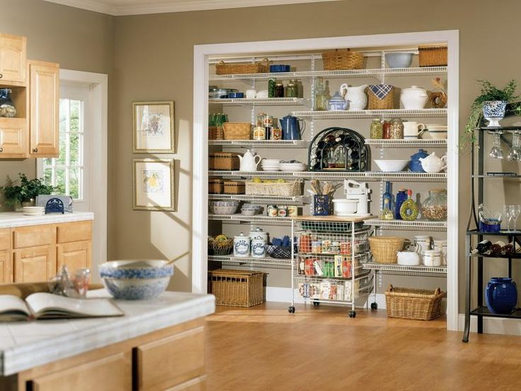 Closetmaid Wire Shelving For Pantry