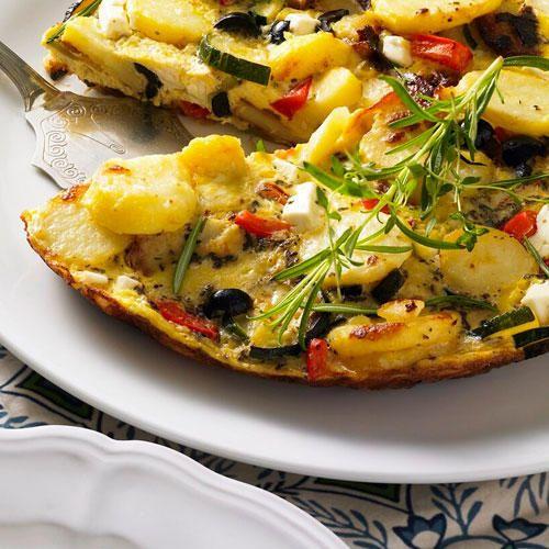 Die besten 25+ Mediterranes frühstück Ideen auf Pinterest - leichte mediterrane k che rezepte