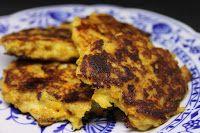 MogelMami: Gebratene Knödel mit Käse und Möhren