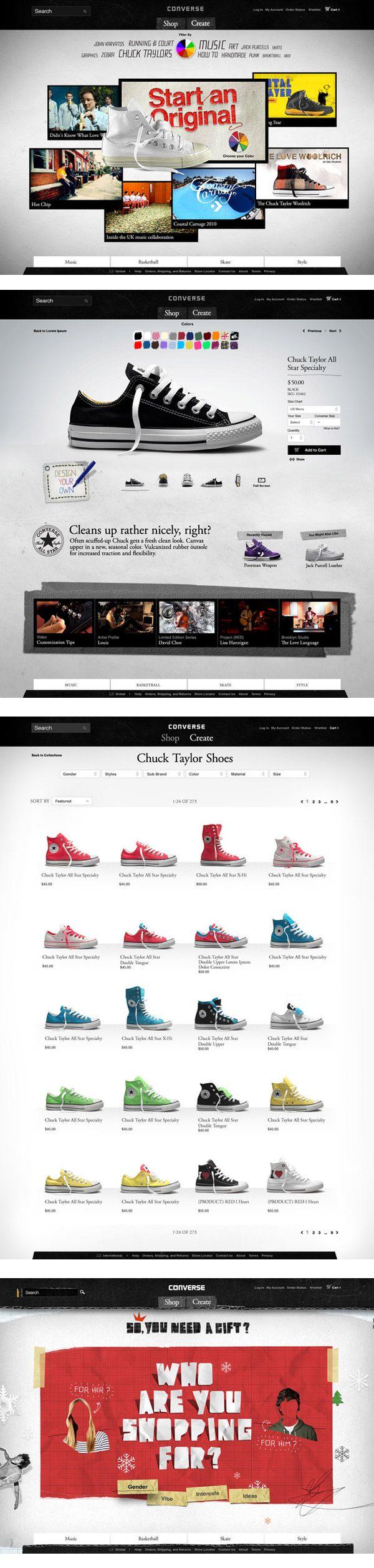 e-shop converse.com
