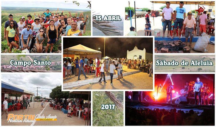 """Turismo rural: """"Sábado de Aleluia de Campo Santo 2017"""" - A tradição vai continuar?"""