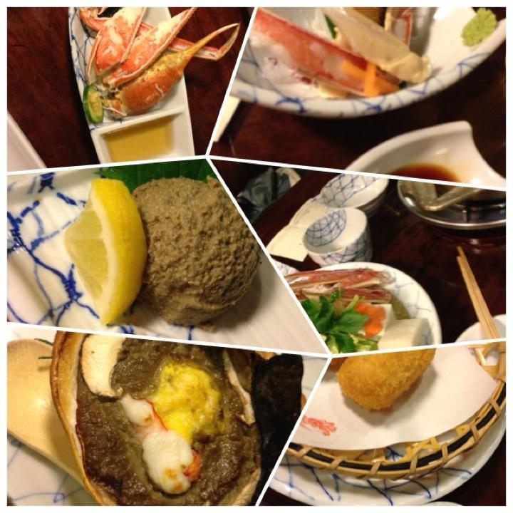 蟹しゃぶ大好き‼お~い~し~!!美味しい物を食べるこの時間がほんと幸せー