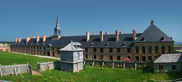 Fortress of Louisbourg National Historic Park