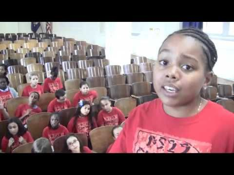 """More of the beautiful, divine magic that is the PS22 Chorus.  This time, Adele's """"Set Fire to the Rain""""."""