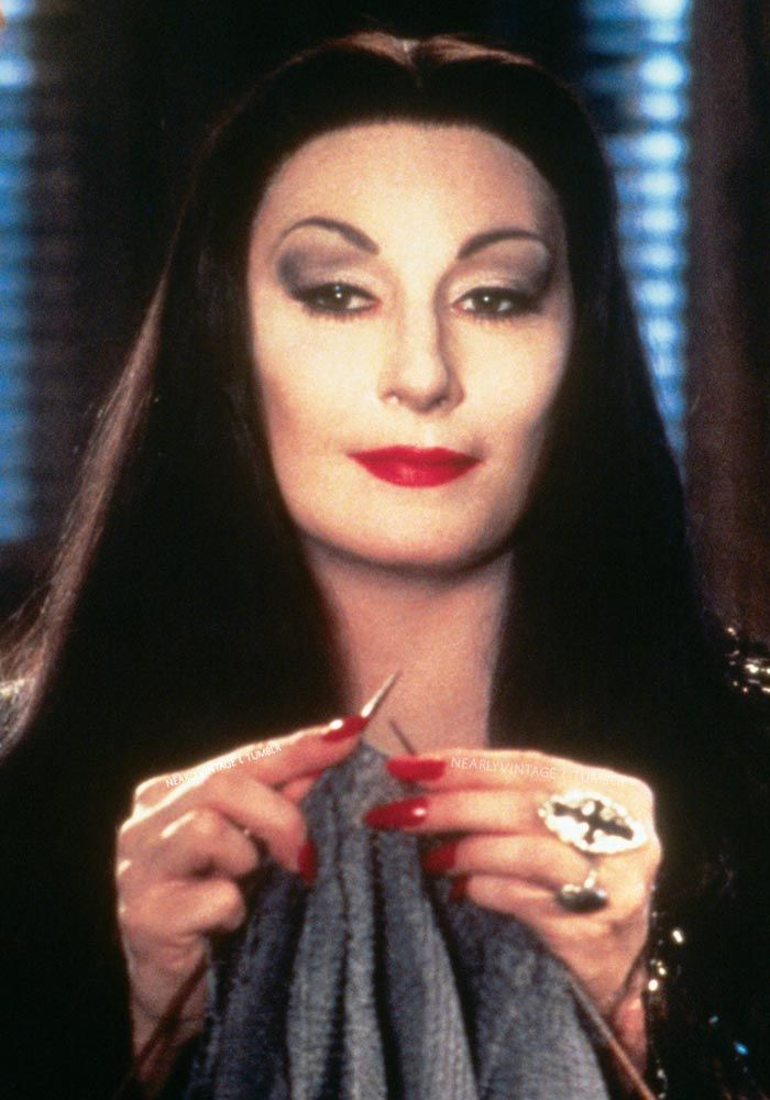 Morticia | Witchy Poo | Pinterest | Movie characters and Movie