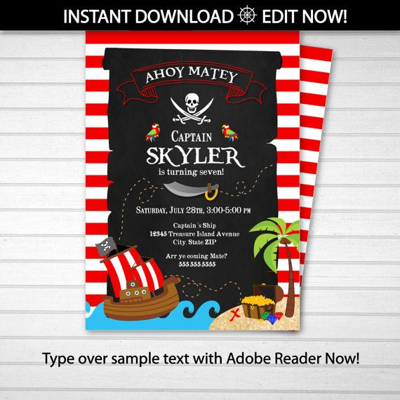 25 best ideas about Party invitation templates – Party Invitations Download