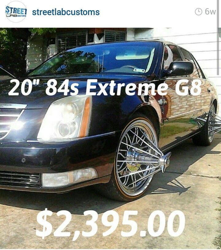 STREETLAB CUSTOMS : call (850) 490-0512 for wheel and tire package deals #streetlabcustoms #swangas #texas #florida #pokin #caddy #cadillac #eldorado #challenger #camaro #charger #suv #truck #car #chevrolet #dodge #nissan #caprice #dodge #impala #luxury #box #bubble #donk #lexus #benz #bmw #300 #whips #dealsonwheels #rides #screens #apple #navigation #bluetooth #dealsonrims #dealsontires #hot #toyota #GMC #fordtruck #GMCtruck #bigbody #customrims #audio #tires #classic #modern #vintage…