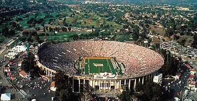 Rose Bowl  Pasadena, California