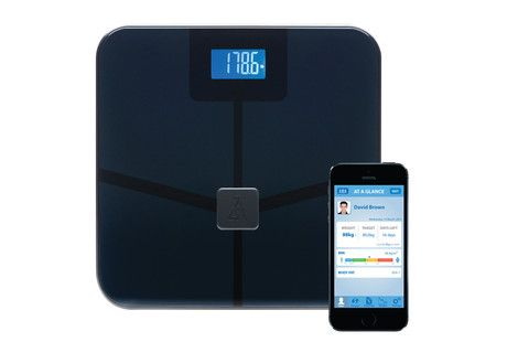 Bluetooth scale, body scanner and app