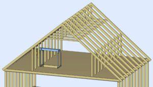 Roof Truss Design For Attic Storage