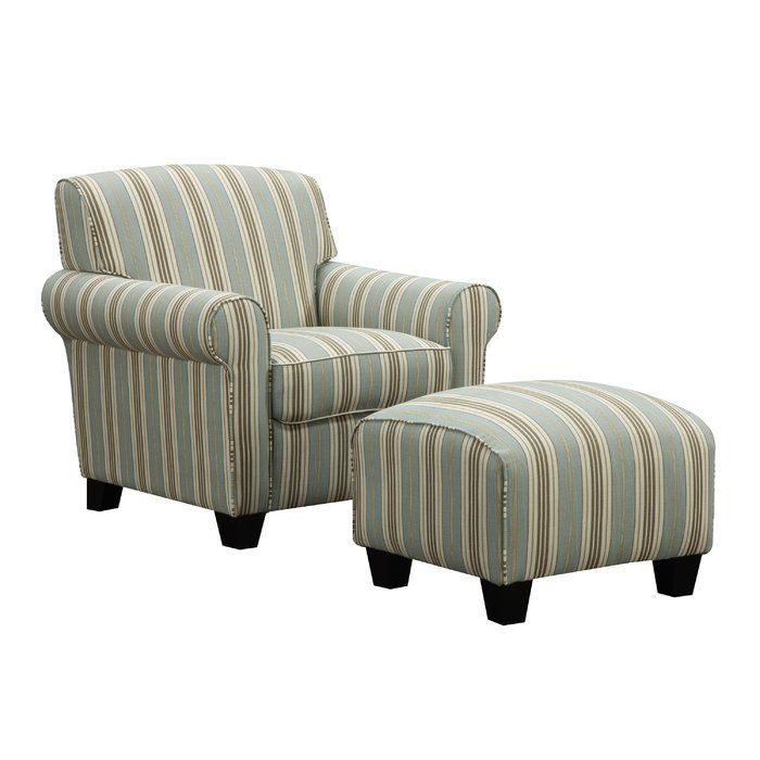 Heywood 24 Armchair And Ottoman Comfortable Chairs For Bedroom Armchair Furniture