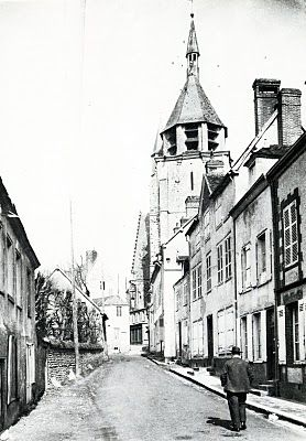 Illiers-Combray's church. cityzenart: Proust: sa vie, son oeovre