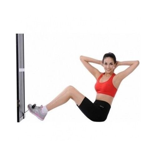 Sit Up Bar Barbell Door Fitness Ab Exercise Home Gym Portable Equipment Body Cap in Sporting Goods, Fitness, Running & Yoga, Strength Training, Pull Up Bars | eBay