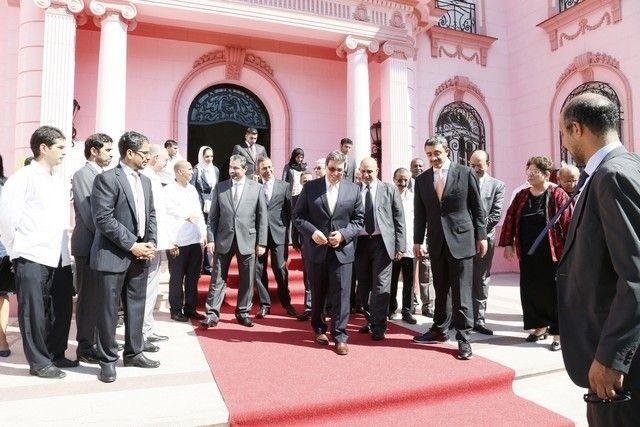 Sheikh Abdullah visits Cuba in bid to strengthen ties