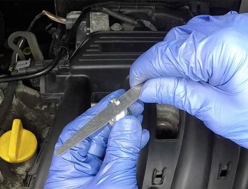 How to replace the spark plugs on your car.