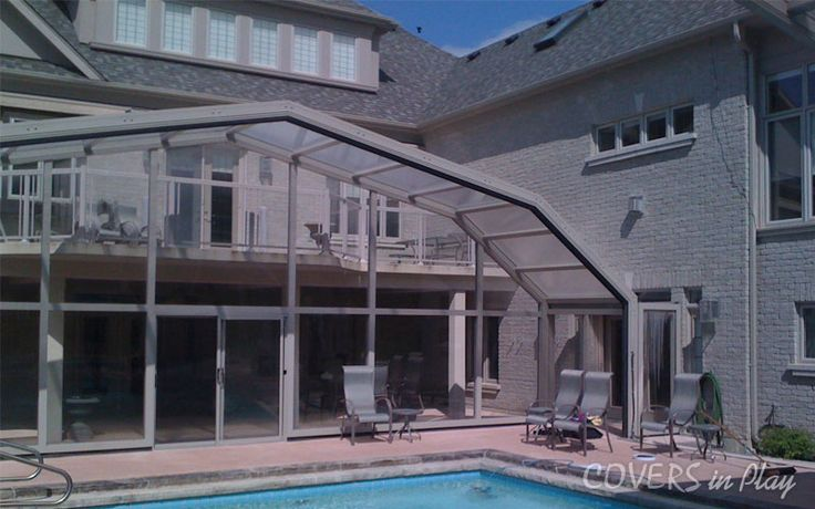 Who doesn't want to use their pool year round? Preserve all the fun with our Pool Enclosures. For more details visit our website at http://www.coversinplay.com/warranty.html	#PoolCover #PoolEnclosure #IndoorPools  #PoolDesigns #SwimmingPool #GroundPool #Preserve