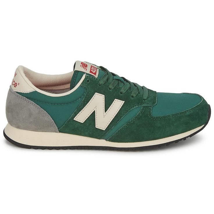New Balance 420 Women's Green White U420