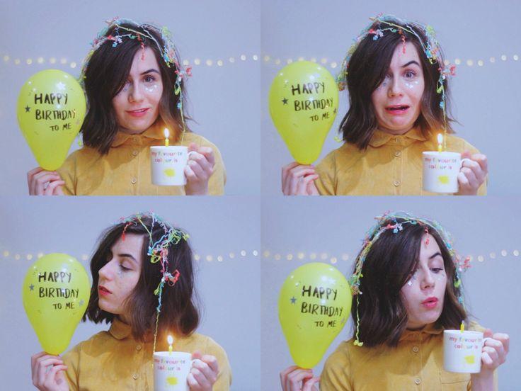 birthday collage yea! pinterest: @ashlin1025