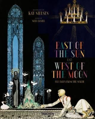 East of the Sun and West of the Moon illustrated by Kay Nielsen: STUNNING! Featuring 46 illustrations, including many enlarged details from Nielsen's rare original watercolors, printed in five colors with a decorative slipcase. Three accompanying essays, illustrated with dozens of rare and previously unseen artworks by Nielsen, explore the history of Norwegian folktales, Nielsen's life and work, and how this masterpiece came to be.