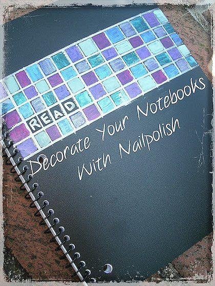 17 best ideas about decorate school supplies on pinterest for Back to school notebook decoration ideas